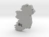 Limerick Earring 3d printed