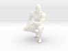 2016009-Strong man scale 1/10 3d printed