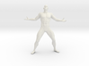 2016007-Strong man scale 1/10 3d printed