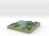 Terrafab generated model Wed Mar 16 2016 18:56:37  3d printed