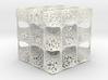 Diamond Surface Mesh Pattern 3d printed