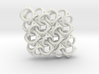 Spherical Cuboid Pattern Design 3d printed
