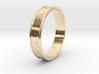 Ø0.781 inch/Ø19.84 Mm Clover Ring 3d printed