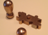 Puzzle Cylinder 3d printed