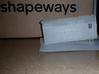 P32 Locomotive  Rear Section - H0 Scale 3d printed