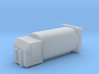 N Scale Waste Compactor Container #1 3d printed