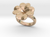 Lucky Ring 27 - Italian Size 27 3d printed
