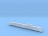 Echo-Class SSGN, Full Hull, 1/2400 3d printed