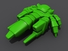 Planta Cruiser (Eclipse) 3d printed