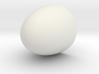 Nose Cone 7.5x7.0x0.2 cm 3d printed