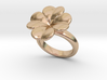 Lucky Ring 31 - Italian Size 31 3d printed