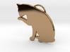 Cat Licking 3d printed
