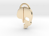 Brainkase Keychain 3d printed