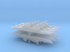 Air Defense Spruance w/ MCLWG x 8, 1/6000 3d printed