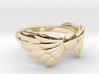 Arcangel Ring, UK Size N (US Size 6 ¾) 3d printed