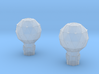 ISD 4222 Domes 3d printed