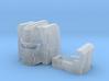 Grimlock Head Kit 3d printed