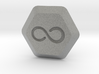 The 100 City Of Light Pill Key 3d printed