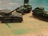 British FV 433 Abbot 105mm SPG 1/285 / 6mm 3d printed Thank you Dave!!