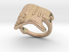 Electric Guitar Ring 21 - Italian Size 21 3d printed