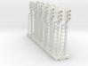 Block Signal 3 Light (Qty 12) - HO 87:1 Scale 3d printed