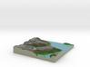 Terrafab generated model Sun Apr 03 2016 07:35:42  3d printed