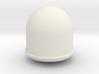 SATCOM dome 3d printed