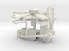 Combat Heli Rotor Assembly - 5 Blade 3d printed