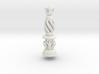 Galaxy Chess - King Black 3d printed