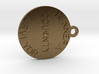 Hennepin County Monument Pendant 3d printed