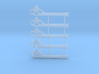 O Scale GRS Style A Fishtail Semaphore 3d printed