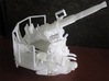 2 X 1/72 40mm Bofors Twin Mount USN WWII ships 3d printed