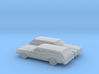 1/160 2X 1972 Mercury Montego Station Wagon 3d printed
