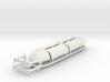 Pikaia Airspeeder - Luggage case 3d printed