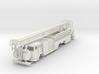 Crown Snorkel w/ Pump Panel 1/64 3d printed