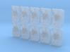 Dragon Legion 1- Marine Boarding Shield 1 w/Hand 3d printed