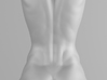 Fitness Girl 002 Scale 1/10 3d printed