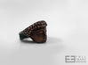 Buddha Ring (Multiple Sizes) 3d printed Side View