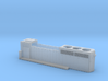 CR3275-CR3279 GP40-2 HOOD 1/87.1 3d printed