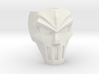 Casey Jones Mask 3d printed