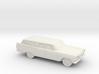 1-87 1957 Dodge Royal Station Wagon 3d printed