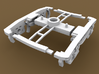 TT Scale Y25 Type Chassis 2pcs (EU) 3d printed Y25 Type Chassis - individual parts