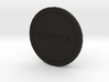 Toyota wheel cover cap 3d printed