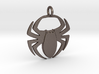 Spider Pendant 3d printed