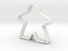 Meeple Cookie Cutter 3d printed
