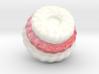The Cake shaped like Chrysanthemum-mini 3d printed