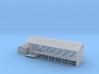 Lumber Storage Building Z Scale 3d printed Lumber Storage Building Z scale