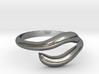 Resizable Ring Wave  3d printed