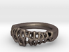 Voronoi Ring  3d printed