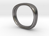 Cymatic Ring US Size 7½ UK Size P 3d printed